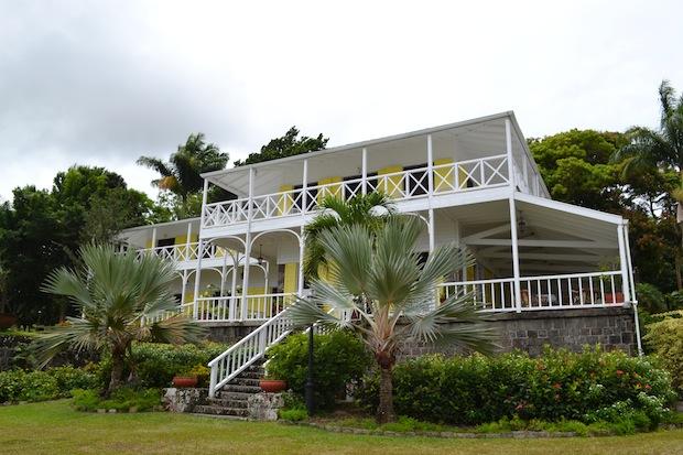 Ottley's Plantation House St Kitts