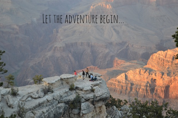 Sunrise, sunset and adventures in the Grand Canyon - The ...