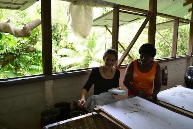 Learning to Batik