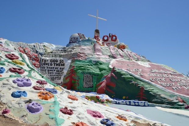 Salvation Mountain | The Travel Hack