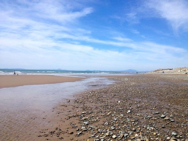 Talybont Beach, Wales