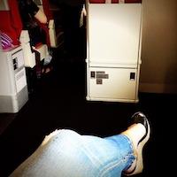 extra leg room