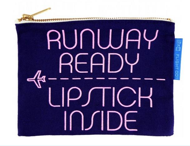 flight 001 purse