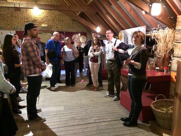 Beer tour in Bruges