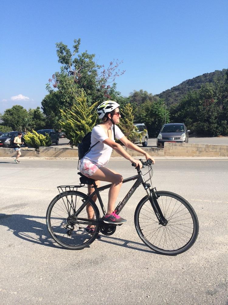 Bike rides in Cyprus