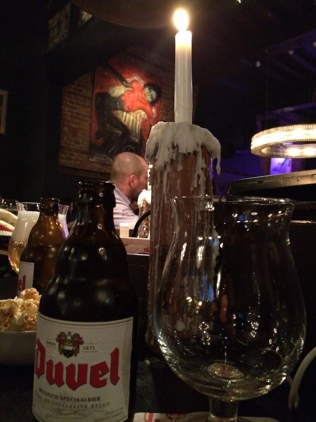 Bruges jazz bar
