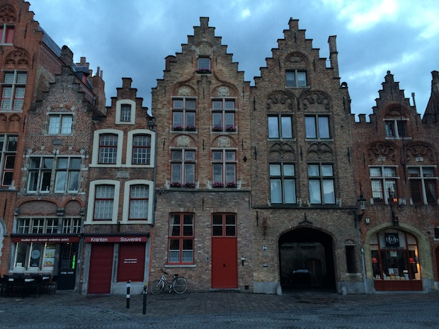 Buildings of Bruges