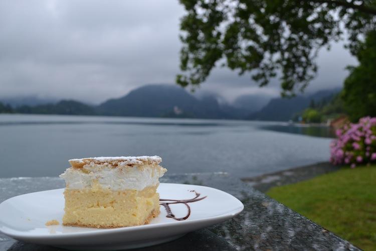 Cream Cake Slovenia