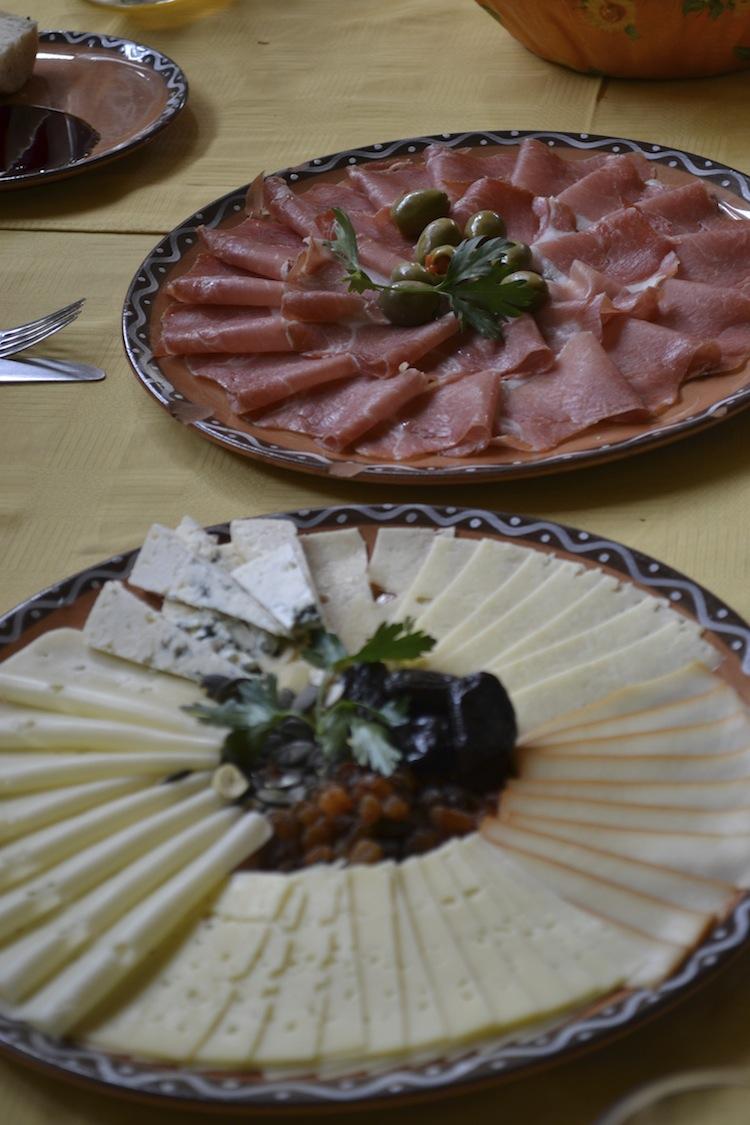 Food in Slovenia