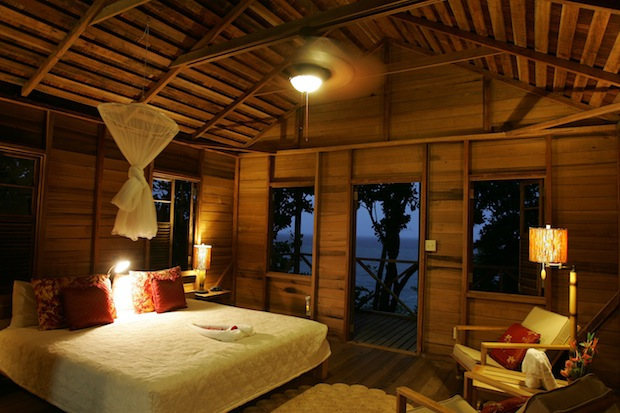 Jungle Bay Cottage inside