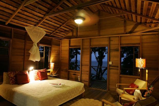 Jungle Bay Cottage inside