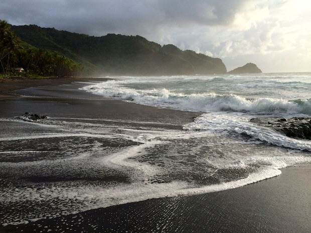 Rosalie Beach Dominica