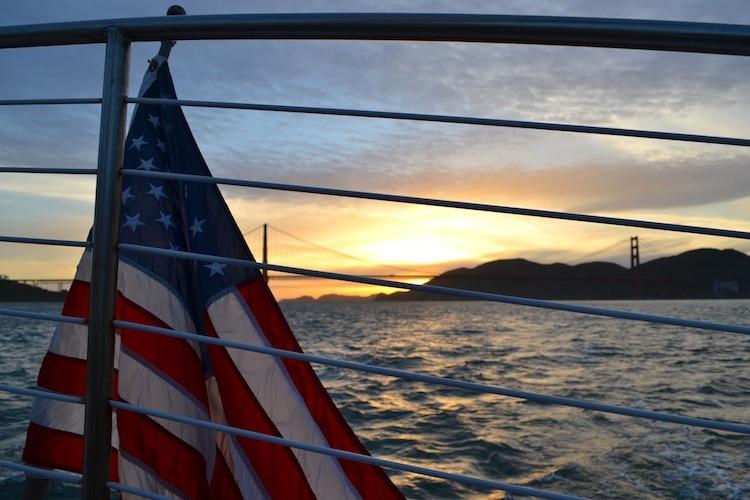 Sunset San Fran