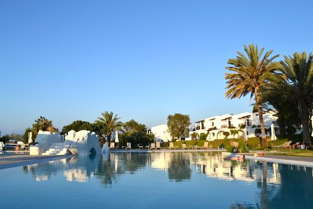 Swimming Pool at Zening Resort
