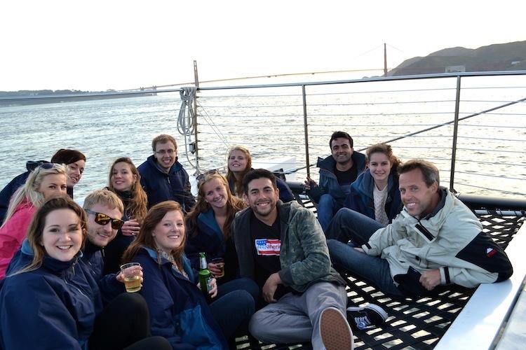 Trek America in San Francisco