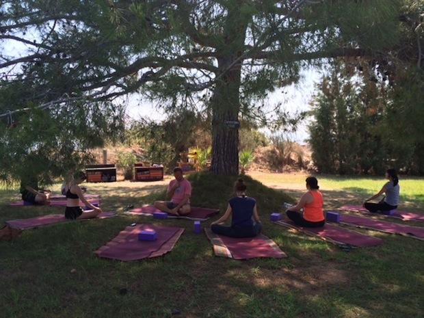 Yoga in Cyprus