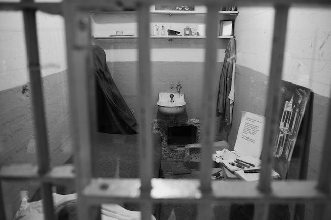 Alcatraz cell 2