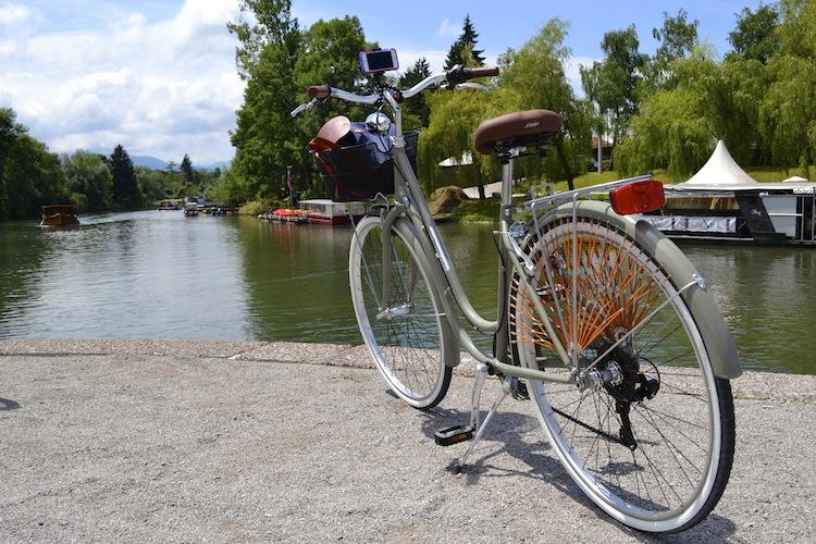 Bike rides in Ljubljana