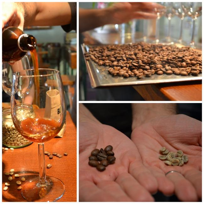 Coffee tasting in Ljubljana