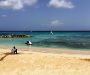 Crystal Cove in Barbados