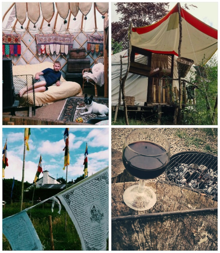 Glamping on The Travel Hack