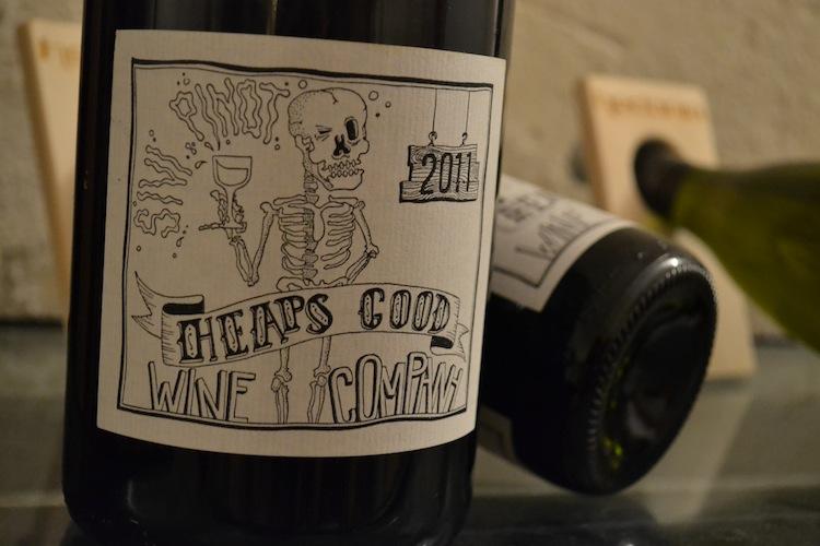 Heaps good wine company Slovenia