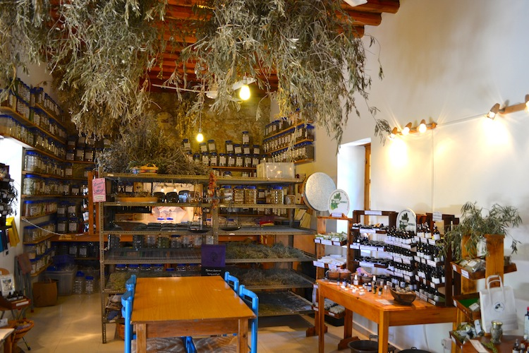 Herbal shop in cyprus