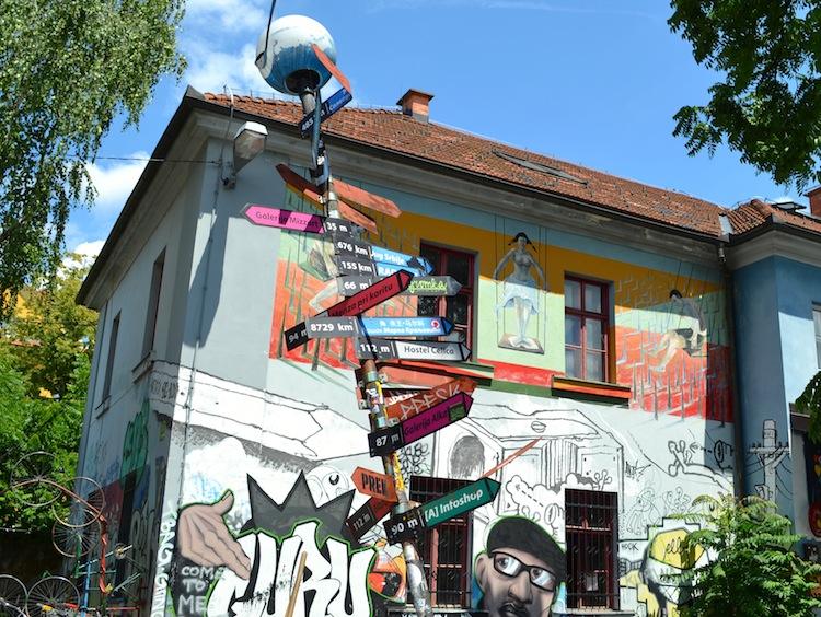 Ljubljana art