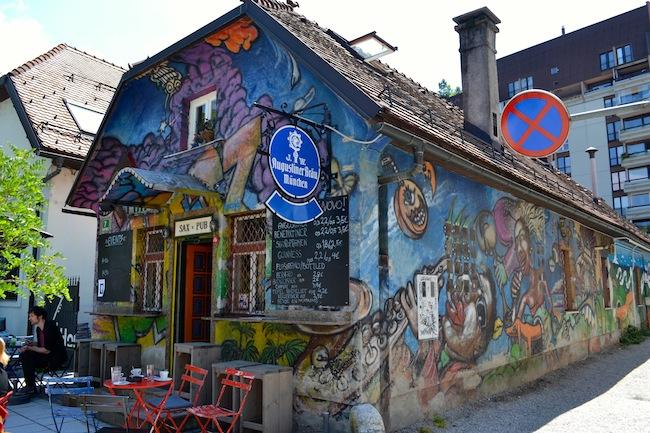 Sax Bar Ljubljana
