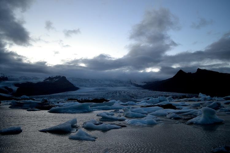 Skaftafell in Iceland