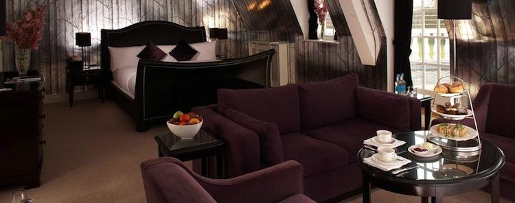 Suite at Cannizaro house Wimbledon