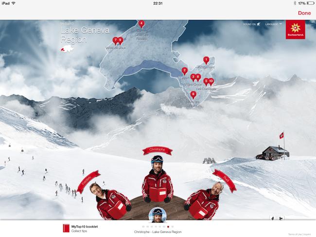 Swiss Mag App Review 2
