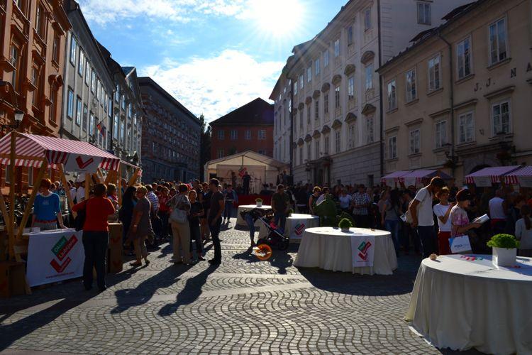 Taste Ljubljana