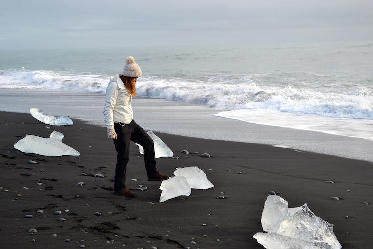 The Travel Hack Vik Beach Iceland