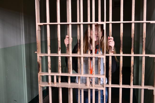 The Travel Hack at Alcatraz