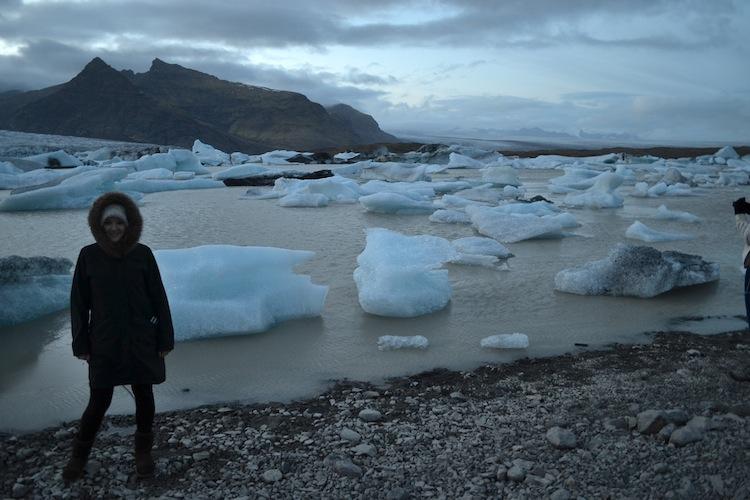 The Travel Hack at Skaftafell