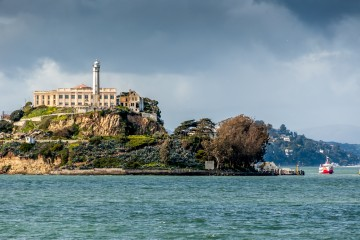View to Alcatraz