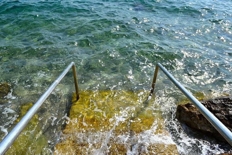 Water in Piran