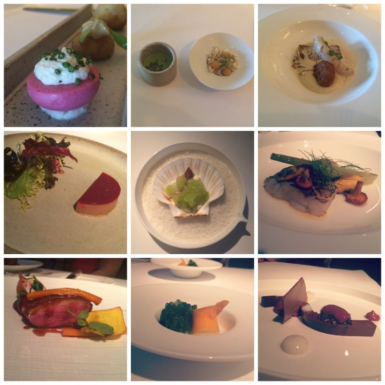 6 course tasting menu at Martin Wisharts.jpg