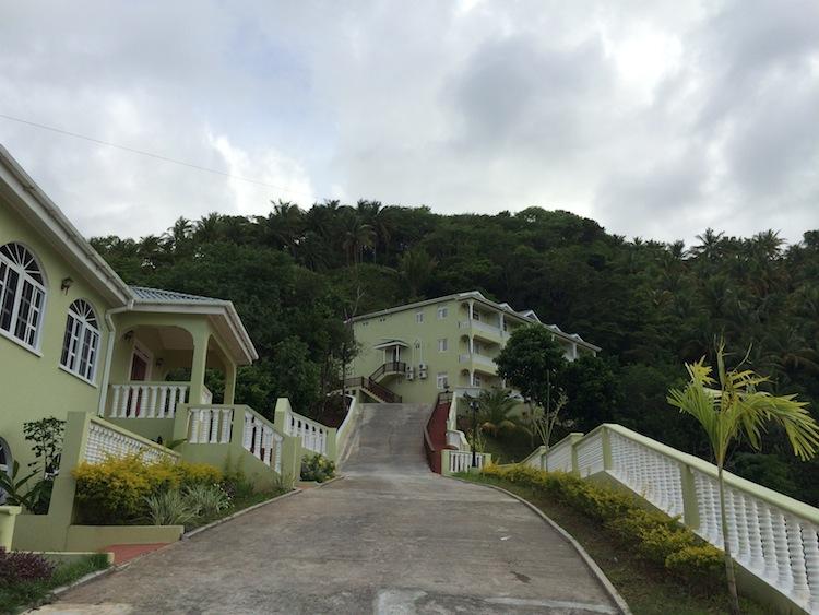 Atlantic View Resort Dominica