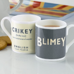 British Mugs |  Gifts for Foodies
