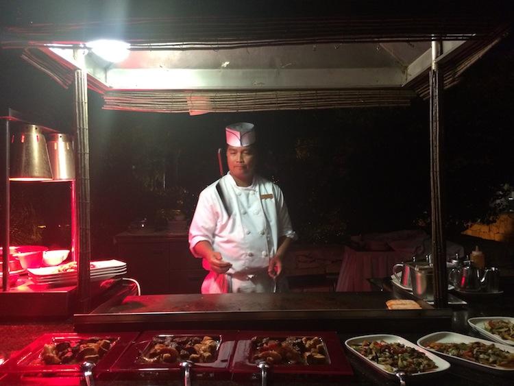 Chef at Le Meridien Limassol
