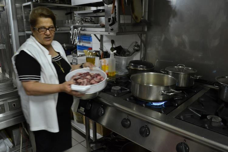 Cookery school in cyprus