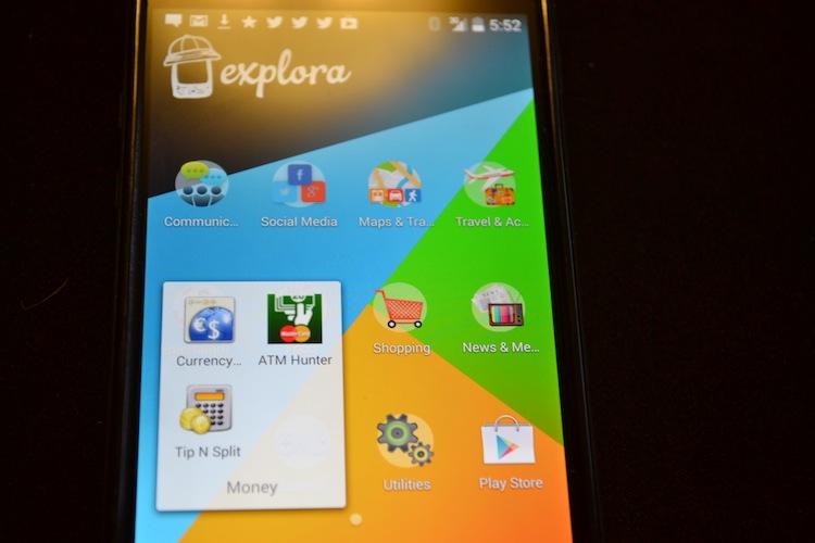 Explora Phones review