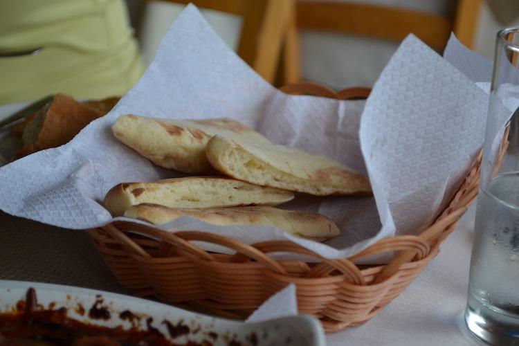 Fresh Bread in Cyrpus