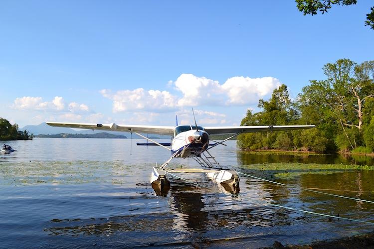 Loch Lomond Plane