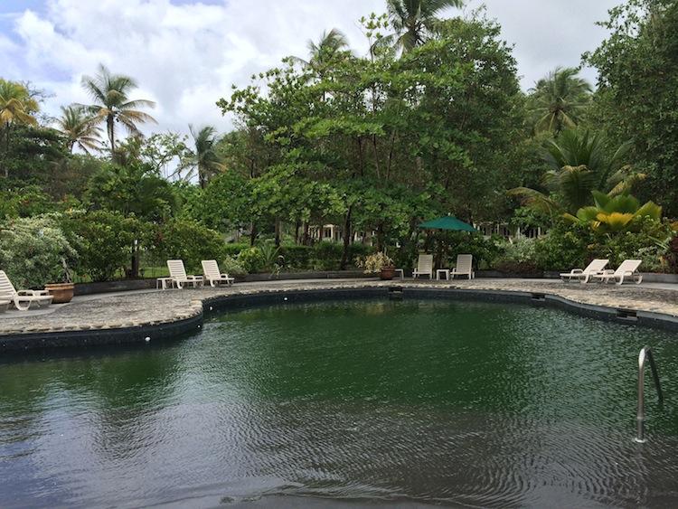 Rosealie Bay Swimming pool