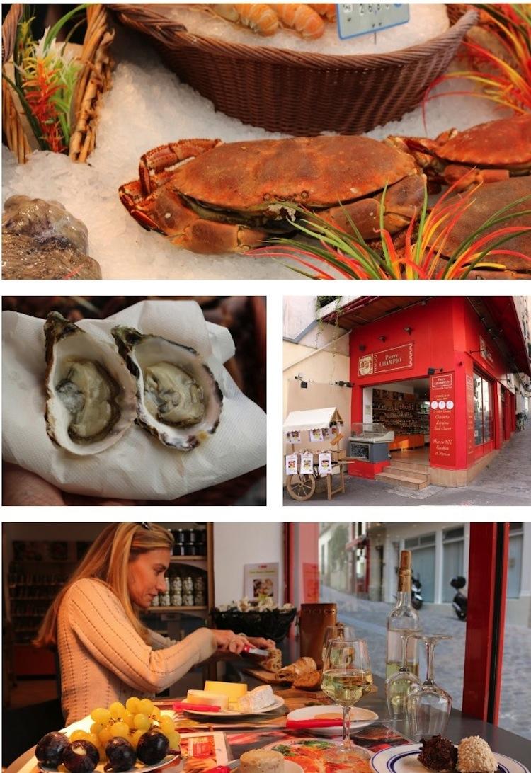 Food tour, Paris