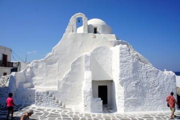Delos Island near Mykonos