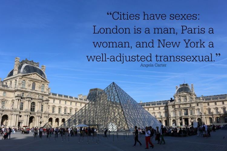 Quote about Paris